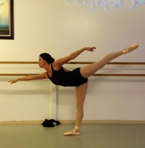 Day 1 Arabesque Penche 3